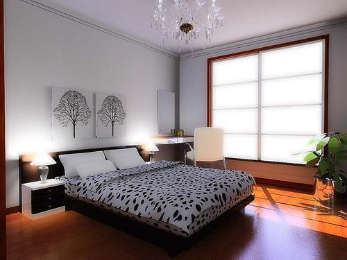 臥室風水禁忌:門與床的位置_詩尼曼官方商城