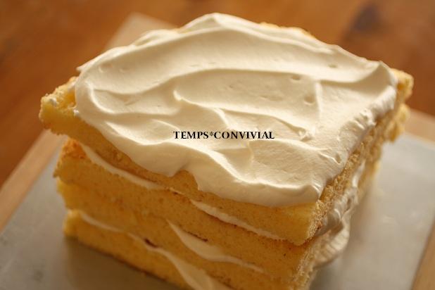 ショートケーキ作り方