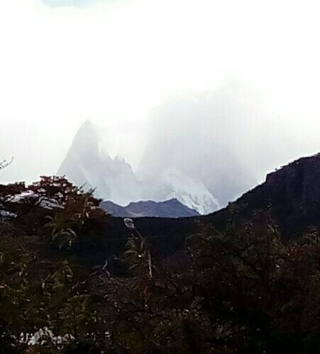 煙を吐く山--フィッツ・ロイ山 | 竹ちゃんの旅日記のブログ - 楽天ブログ
