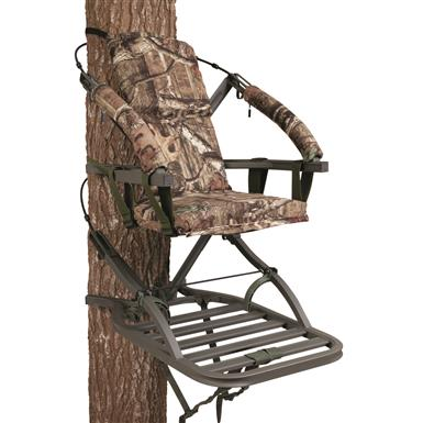 summit trophy chair review cow print office with arms cobra sd climbing tree stand 698076 stands loading wish list