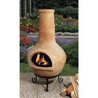 Mexican Chiminea - 102662, Fire Pits & Patio Heaters at ...