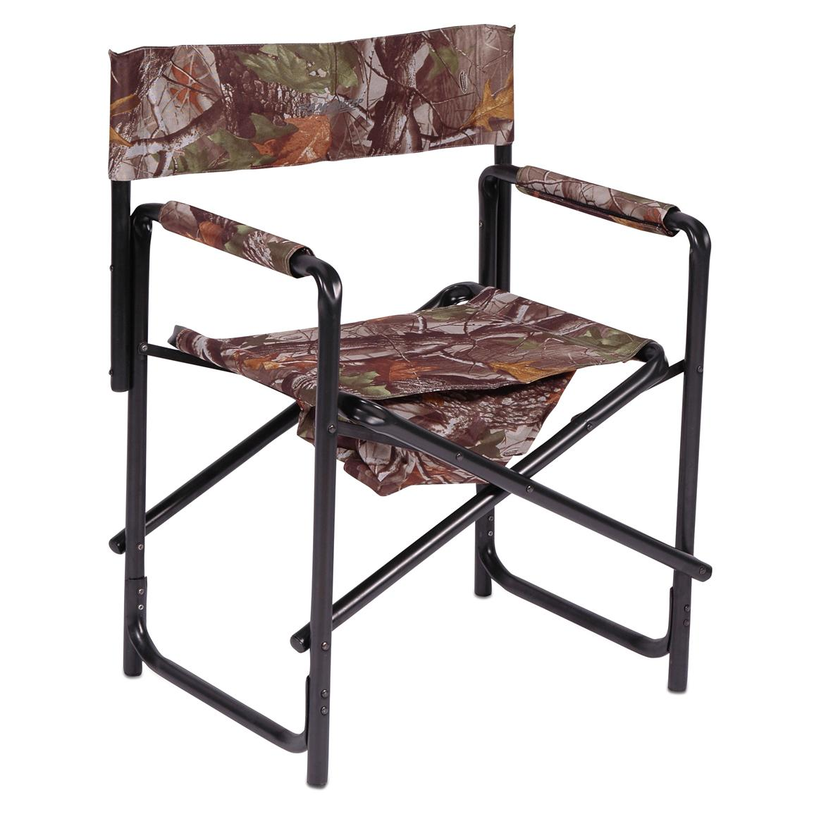 Camo Folding Chair Ameristep Camo Director 39s Chair 109827 Stools Chairs