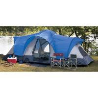 Blue Moon 12 - person 4 - room Family Dome Tent - 127338 ...