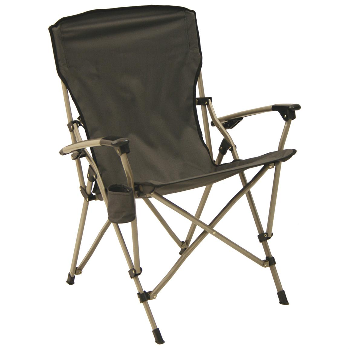 Alps Mountaineering Chair Alps Mountaineering Leisure Chair Gray 138849 Chairs