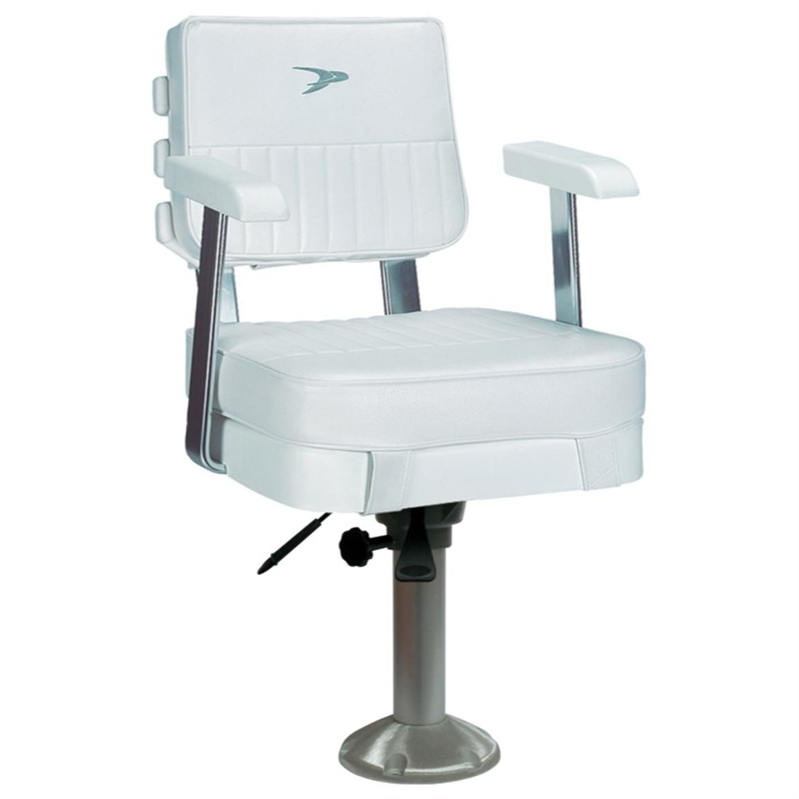 Helm Chairs Wise Offshore Ladderback Helm Chair 141401 Fishing
