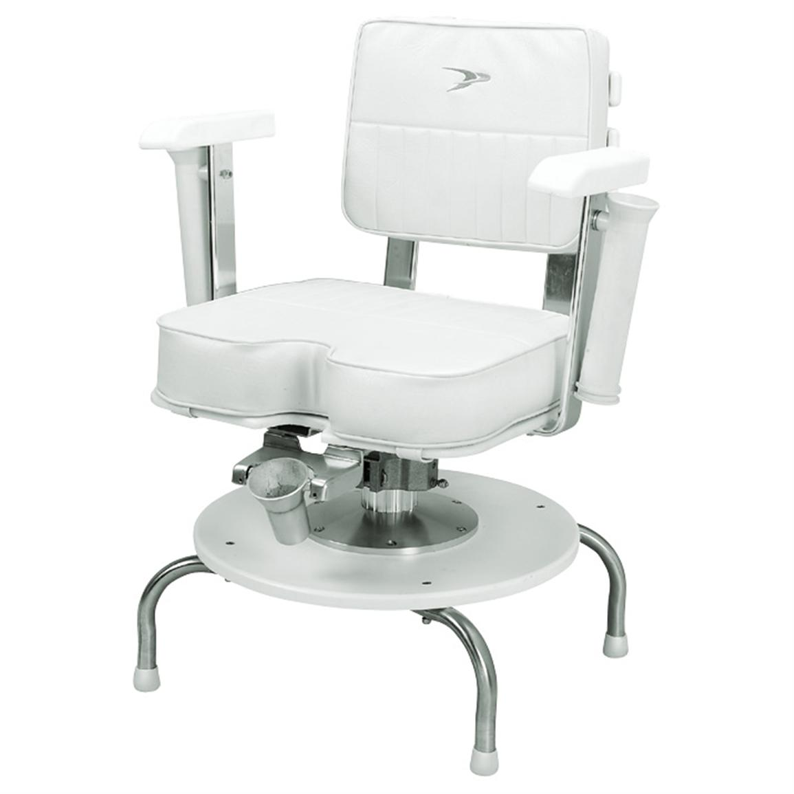 Helm Chairs Wise Offshore Ladderback Helm Chair With Quad Base