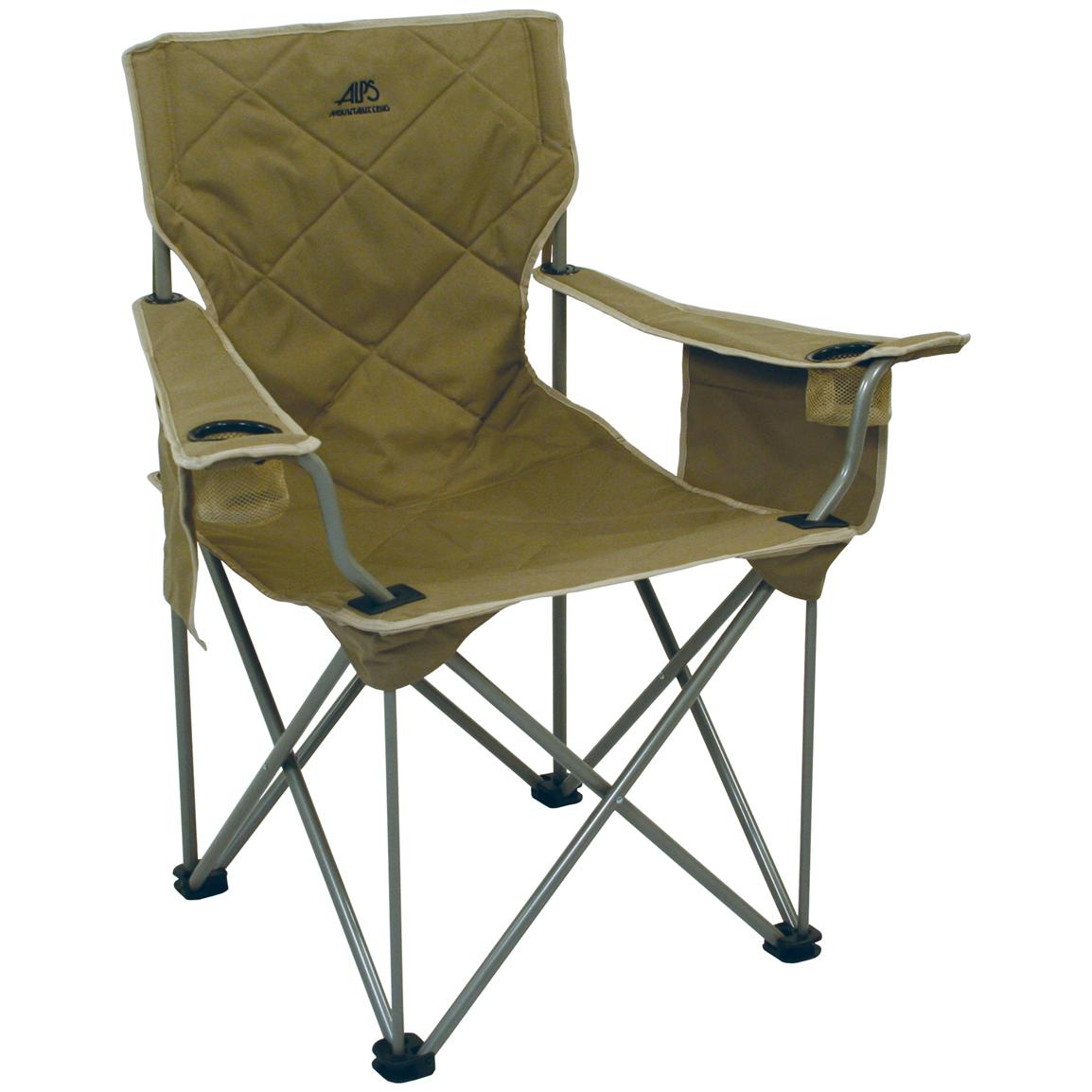 Alps Mountaineering Chair Alps Mountaineering King Kong Chair 155133 Patio