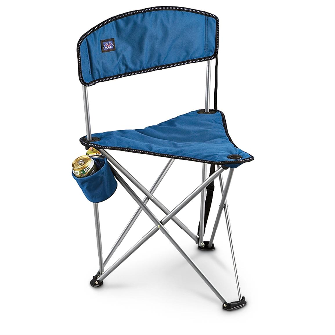 Padded Chair Mac Sports Padded Tripod Chair 174813 Chairs At