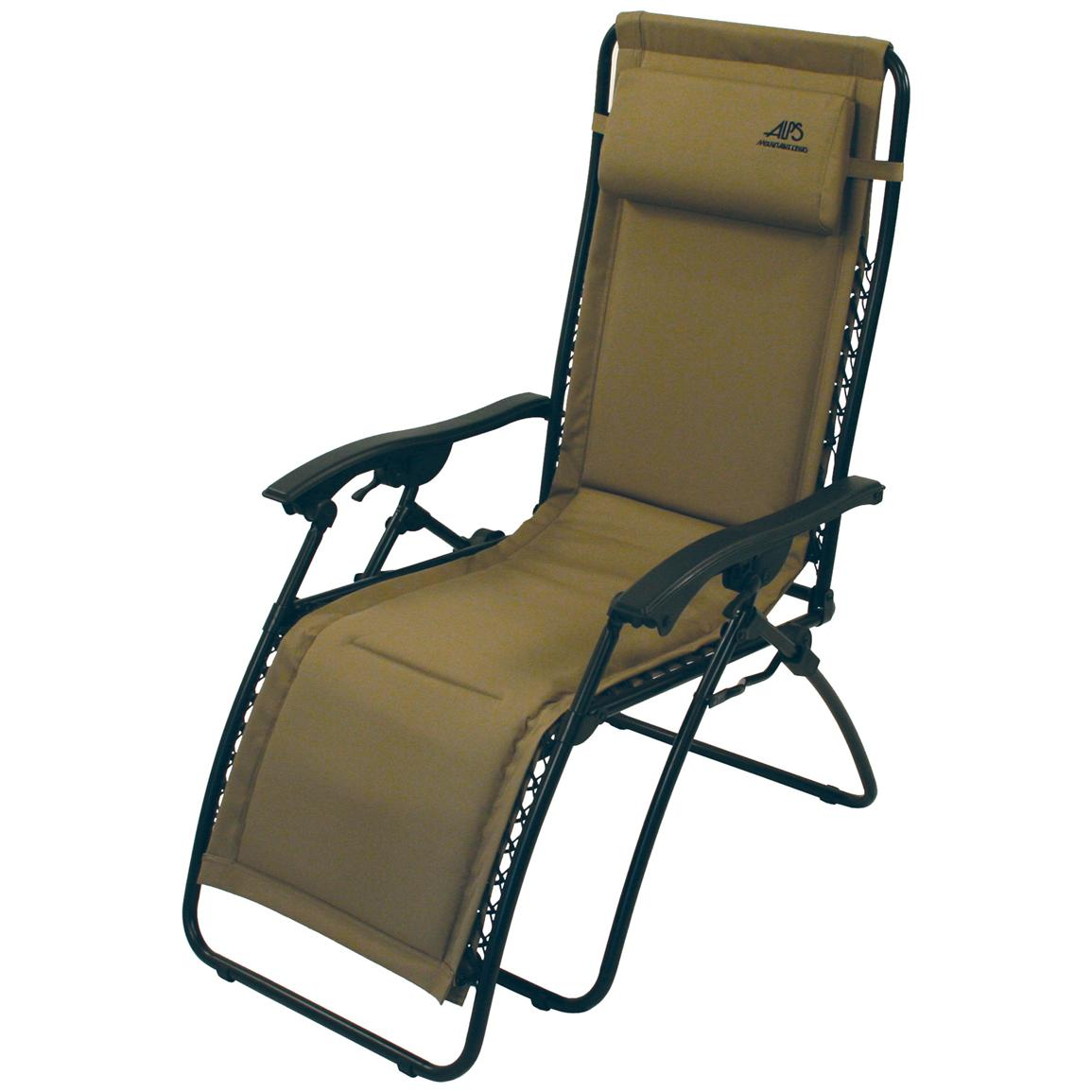 Alps Mountaineering Chair Alps Mountaineering Kickback Chair 177038 Chairs At