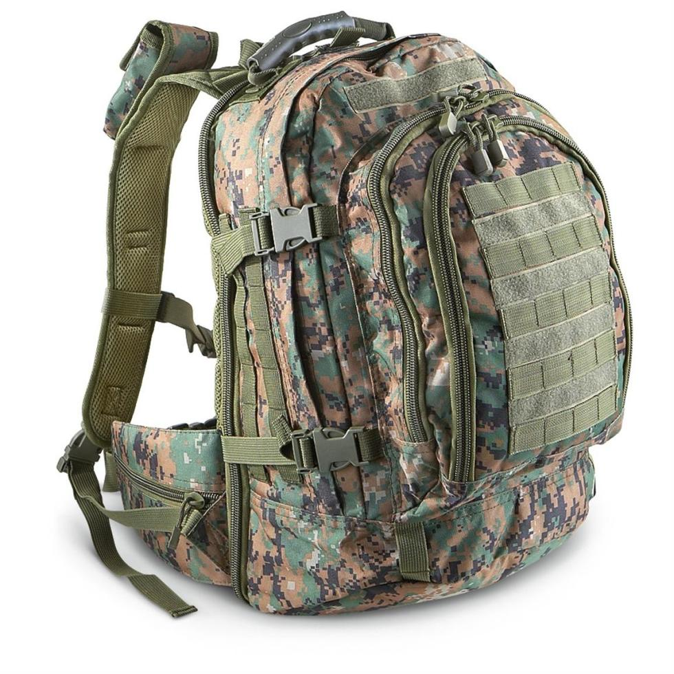... Accessories / Military Style Backpacks & Bags / Fox Tactical Duty Pack