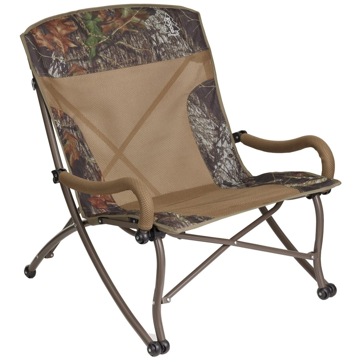 Camo Folding Chair Woods Camo Mesh Frontier Chair 202571 Chairs At