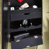 Wall Mount Valet with Charging Station - 203826 ...