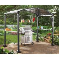 Eclipse Backyard Grill Center, Black