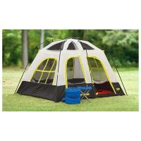 Texsport Lazy River 2 - room Cabin Tent, Gray / Black ...
