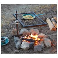 Guide Gear Swivel Fire Pit Grill