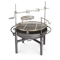 Open Fire Pit Grill