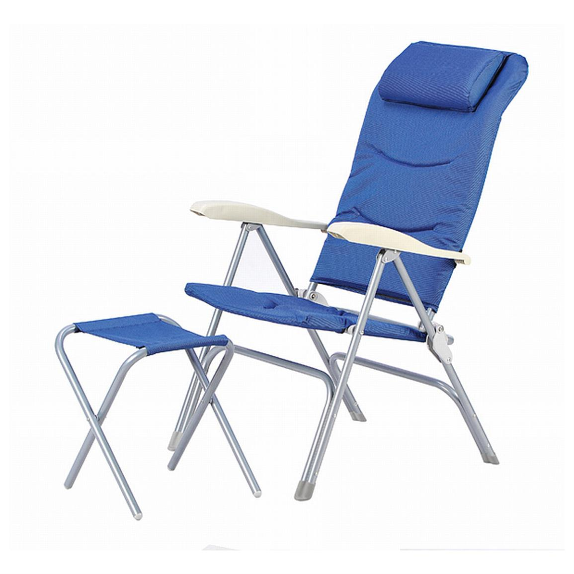 Camping Chair With Footrest Captain 39s Chair With Footrest 425498 Chairs At