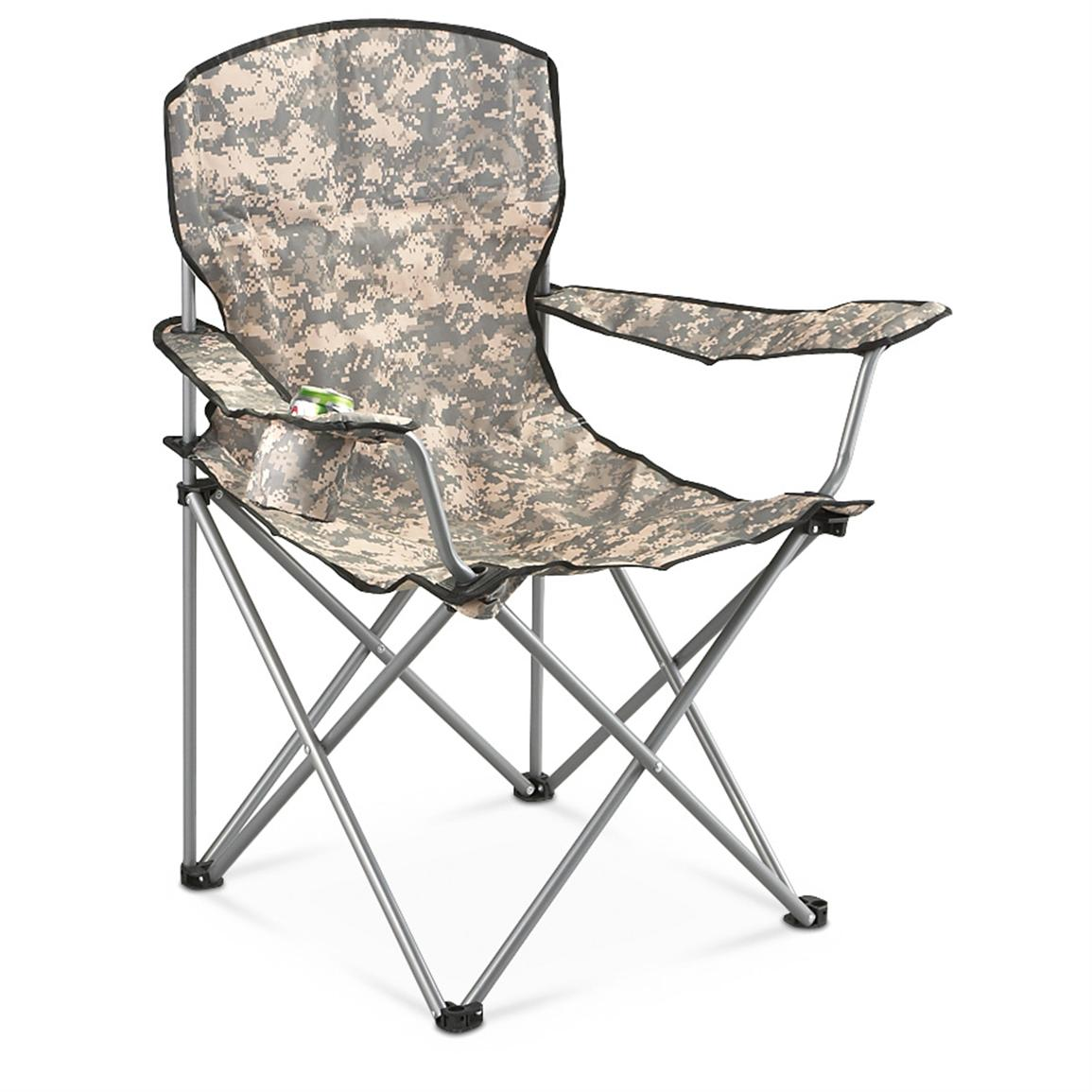 Camo Folding Chair Hq Issue Foldable Pack Chair Digital Camo 582595