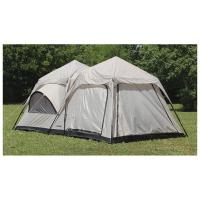 Texsport Twin Peaks 2-room Cabin Dome Tent - 594029, Cabin ...