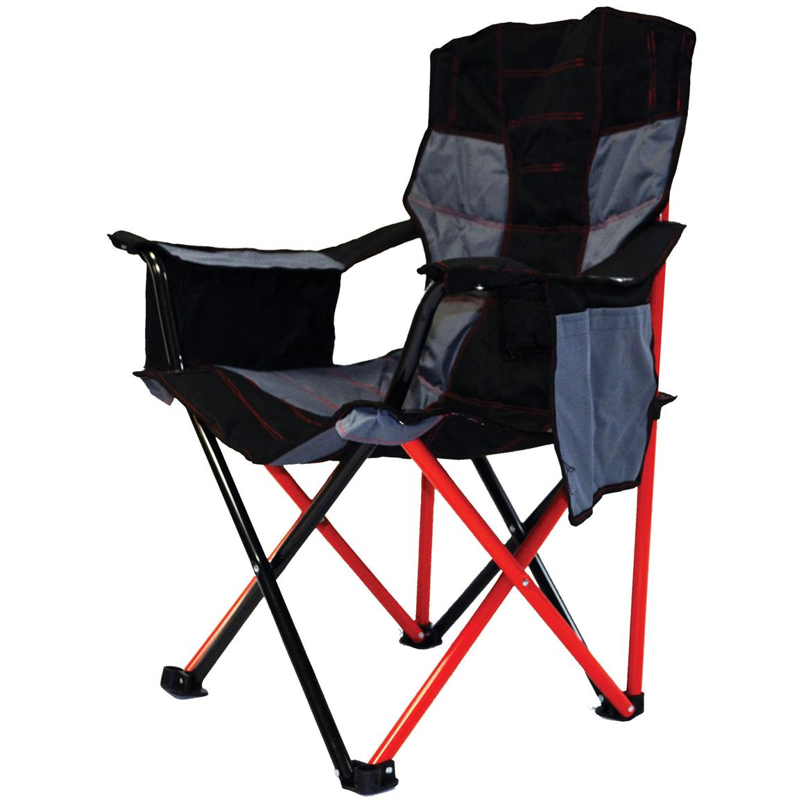 Campfire Chairs Alps Mountaineering Oversized Folding Camp Chair 91846