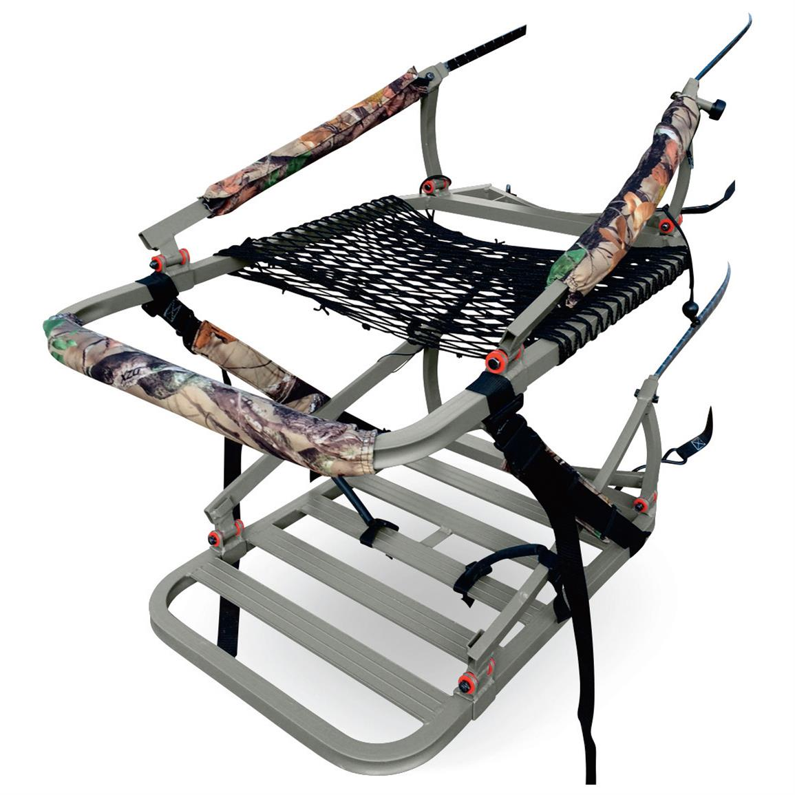 best lightweight hunting chair covers rental near me aluminum tree stand sportsman 39s guide