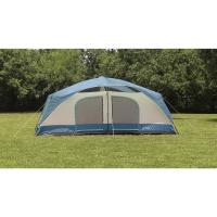 Texsport Blue Mountain 2-Room Cabin Dome Tent - 656533 ...