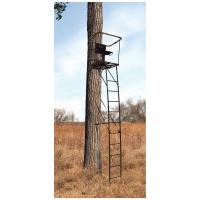 Ladder Tree Stand 16' Swivel Chair Deer Hog Game Hunting ...