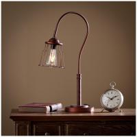 Ogden Table Lamp, Edison Bulb