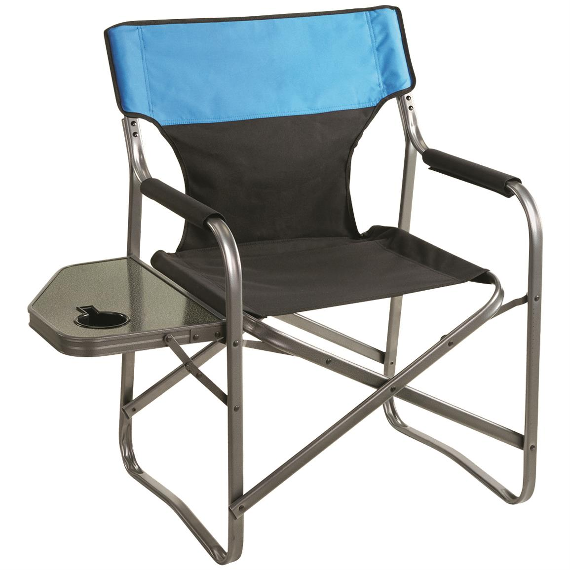 Camping Directors Chair Guide Gear Oversized Directors Chair 500 Lb Capacity