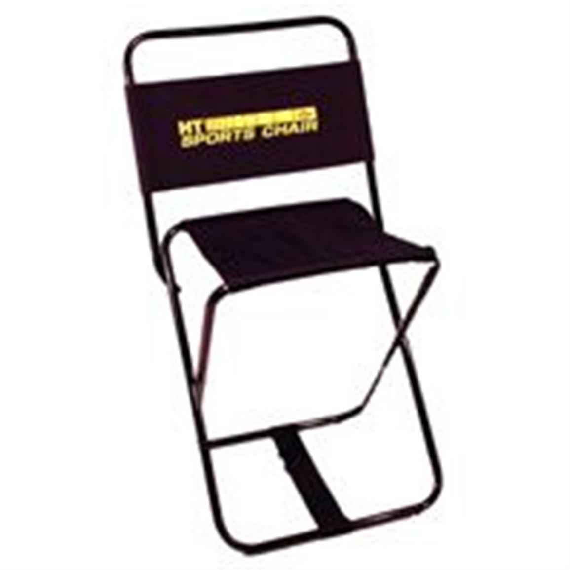 ice fishing chair maplestory accent purple h t enterprises padded back and seat sports 71863