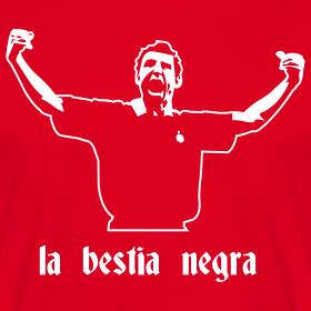 la bestia negra FC Bayern München Fanartikel