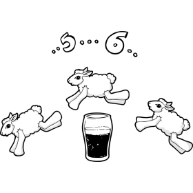 Comptage de moutons