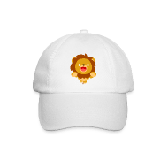 Baseball Cap - Caps & Hats Hi! Cute Playful Cartoon Lion Cheerful Madness!! Caps & Hats
