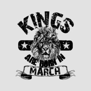 Born in March T-Shirts