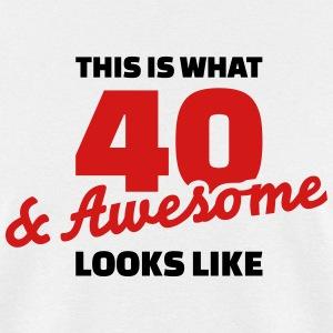 40th Birthday T Shirts Spreadshirt