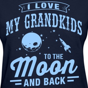 Download I Love My Grandkids To The Moon And Back T-Shirts ...