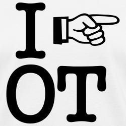 I (manicule) OT