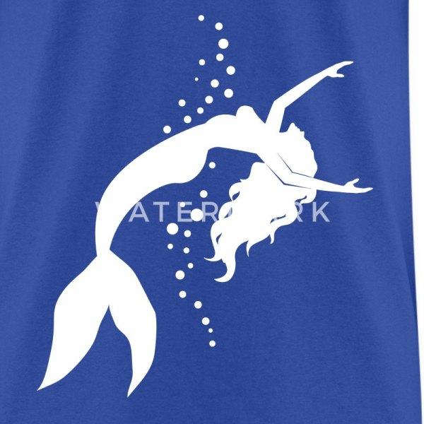 Mermaid T-shirt Spreadshirt