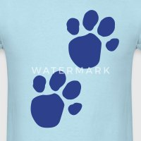 Blues Clues (Dog Pawprint) T-Shirt | Spreadshirt