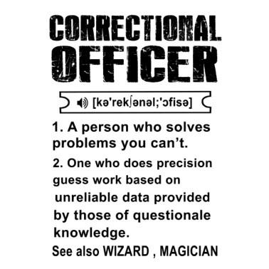 Correctional Officer gift Women's Premium Longsleeve Shirt