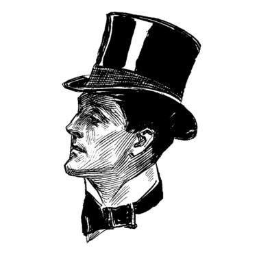 mafia hat men s
