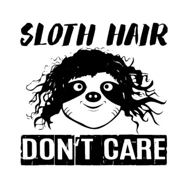 Sloths Make Me Happy you not so much Women's Premium T