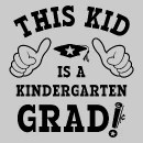 Kindergarten Graduation Diploma Design by homewiseshopper
