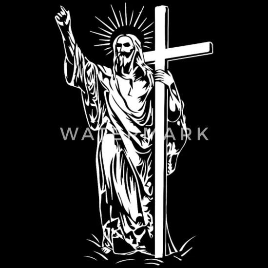 jesus christ and a
