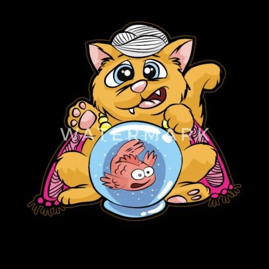 fortune teller cat fish