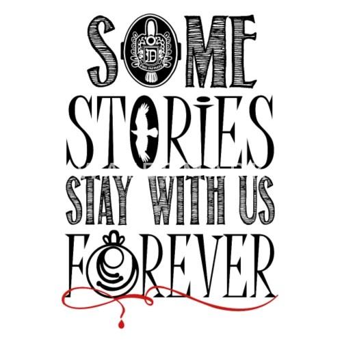 The Vampire Diaries. Some stories.. Men's Premium T-Shirt