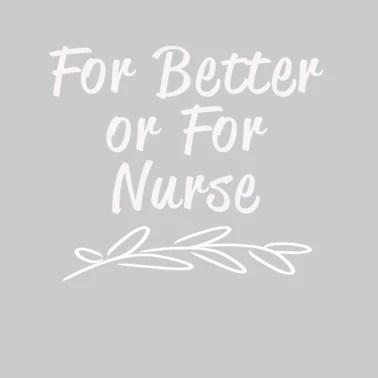 Nurse Gift Heartbeat Registered Nurse RN Gifts Men's