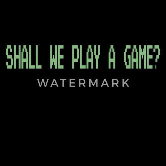 wargames shall we play