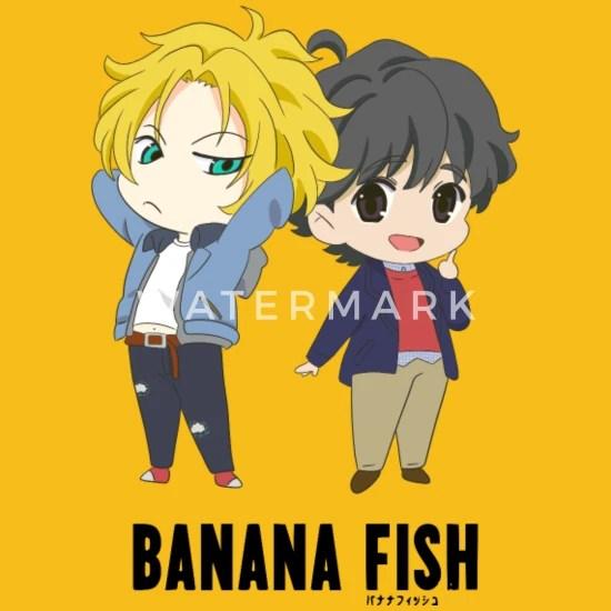 banana fish men s