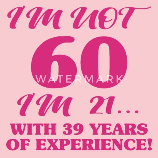 funny 60th birthday women